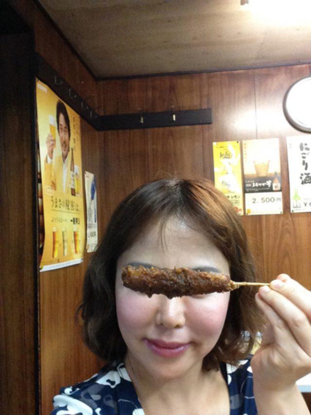 画像: 【愛知】昔ながらの店でどて串&名物イカ団子♪@串専門店あさひ