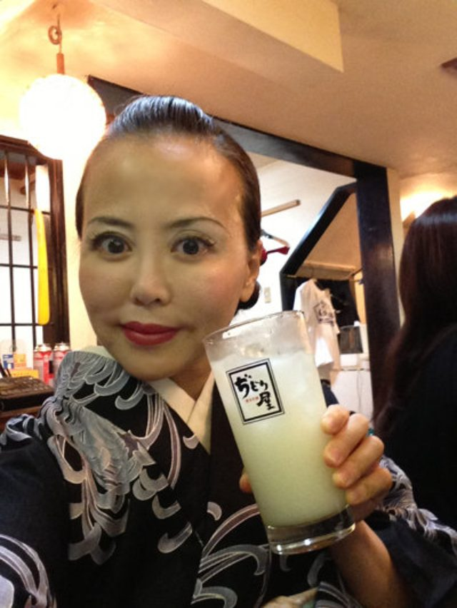 画像: 【福岡】名脇役!飲めるポテサラ&山芋のお好み焼き♪@ぢどり屋 中洲本店