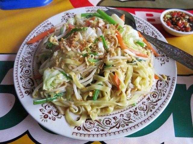 画像: Ms Chanhthai Noodle - ラオス ビエンチャン