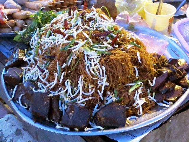 画像: Vientiane Night Market - ラオス ビエンチャン