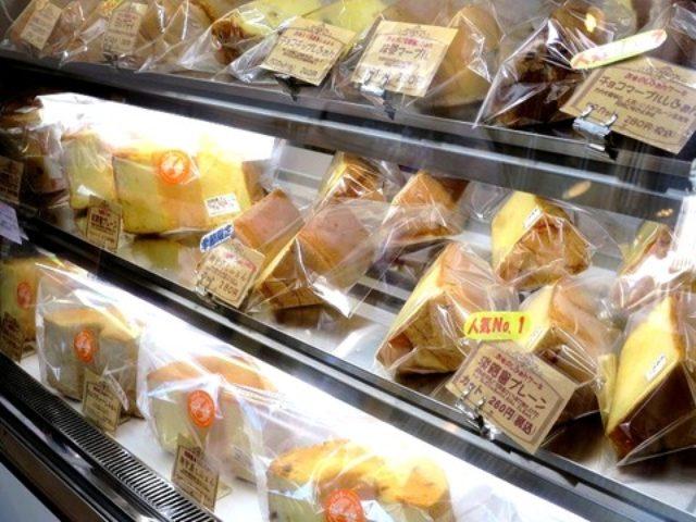 画像: JAL×はんつ遠藤コラボ企画【南あわじ市編】3日め・シフォンケーキ(fortune)