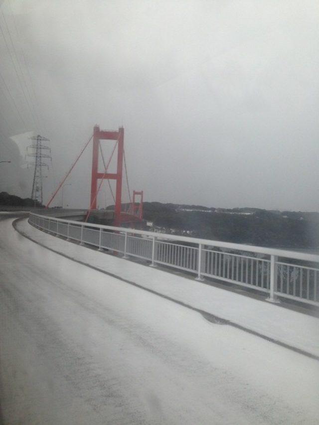 画像: たべあるキング「食材探求プロジェクト」【フグ編】その3・・・大雪で大変な事態に(^▽^)