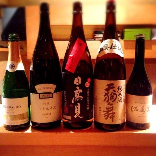 画像: 日本酒会@卯の刻