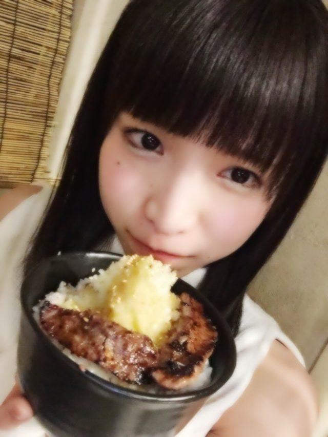 画像: ゆりんこと焼肉デート☆