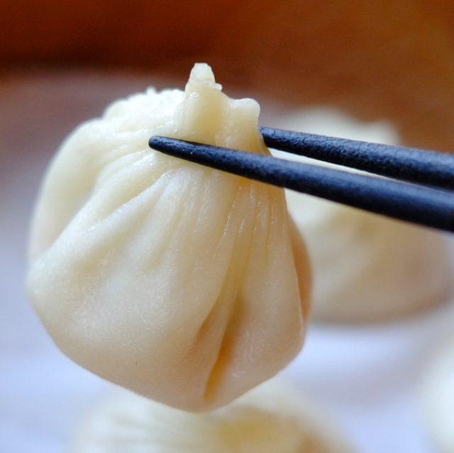 画像: 「有楽町 パラダイスダイナシティの酸辣湯麺&小籠包ランチ」