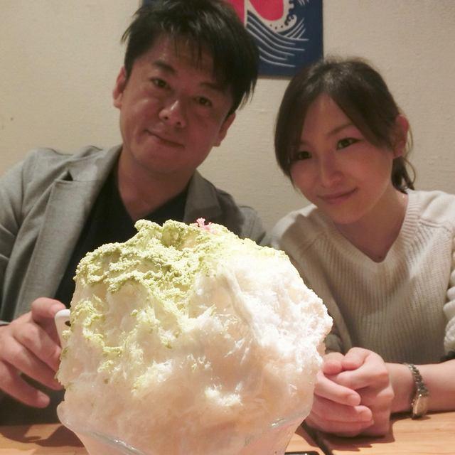 画像: 堀江さんとカキ氷&二股されている女子必見漫画「彼女のいる彼氏」