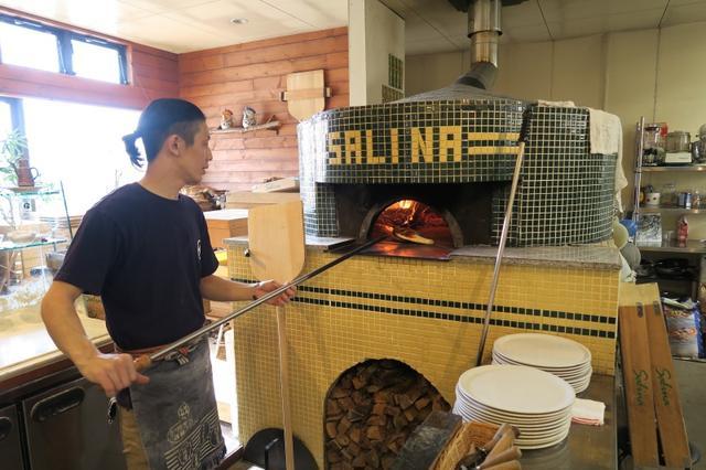 画像: あすかりんブログ 『【サリーナ】石川唯一の真のナポリピッツア。ディナー激アツ!通好みの料理豊富!三日月カルツォーネも』