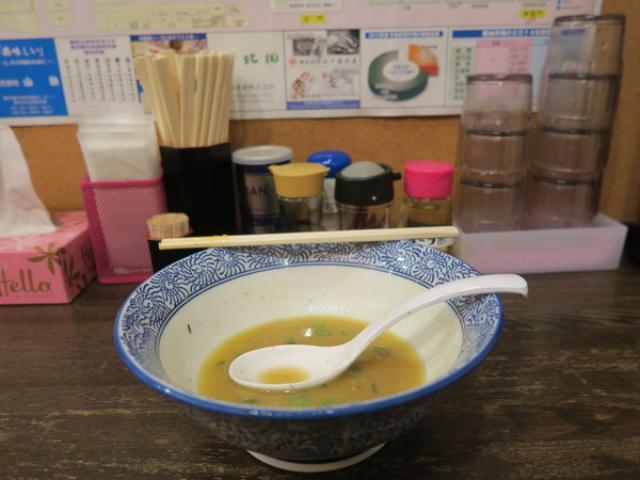 画像: 「築地とり食堂」(築地/鶏白湯ラーメン)
