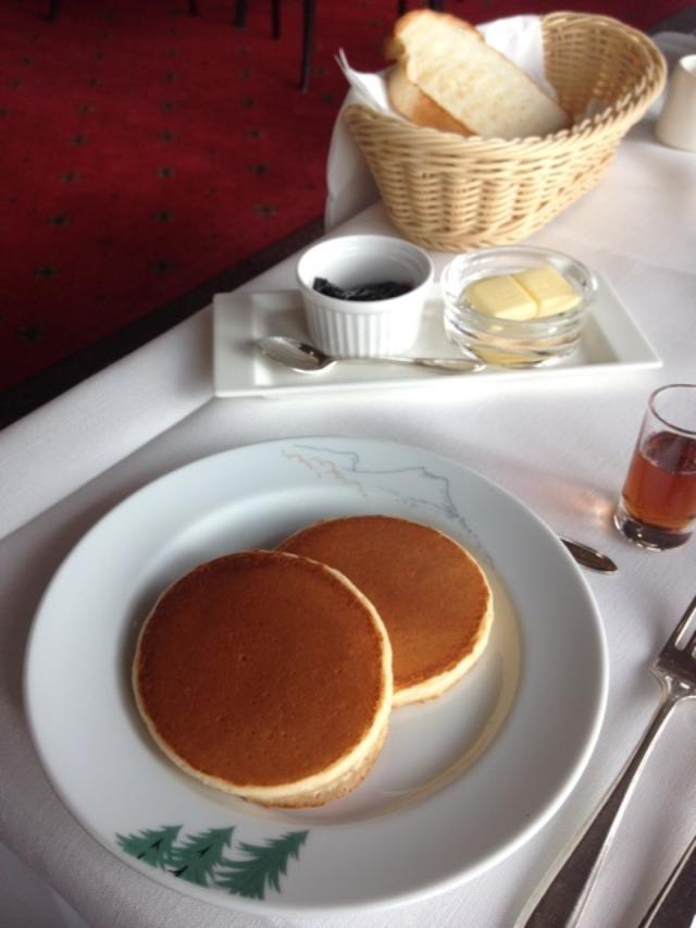 画像: 甲信越、早春ふたり旅(7)赤倉観光ホテル 「ソルビエ」での朝食