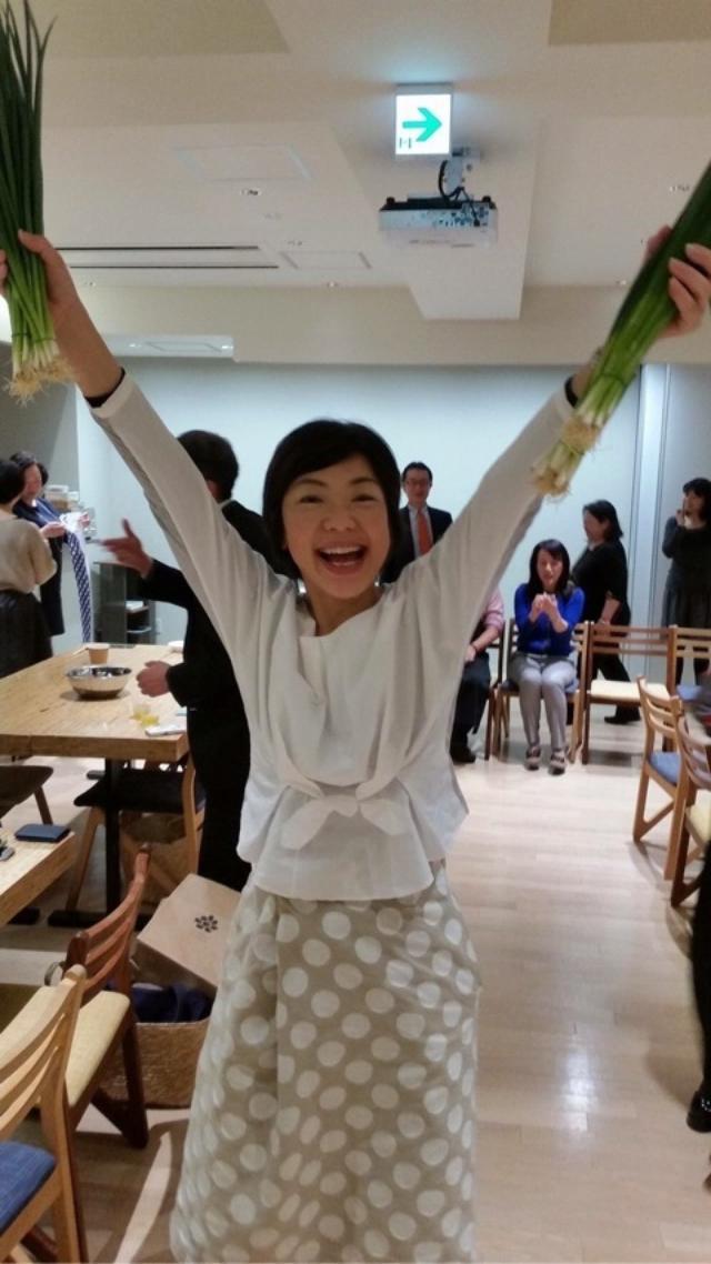 画像: ベジアナ鍋奉行になりました!鍋はなかよし食文化*\(^o^)/*
