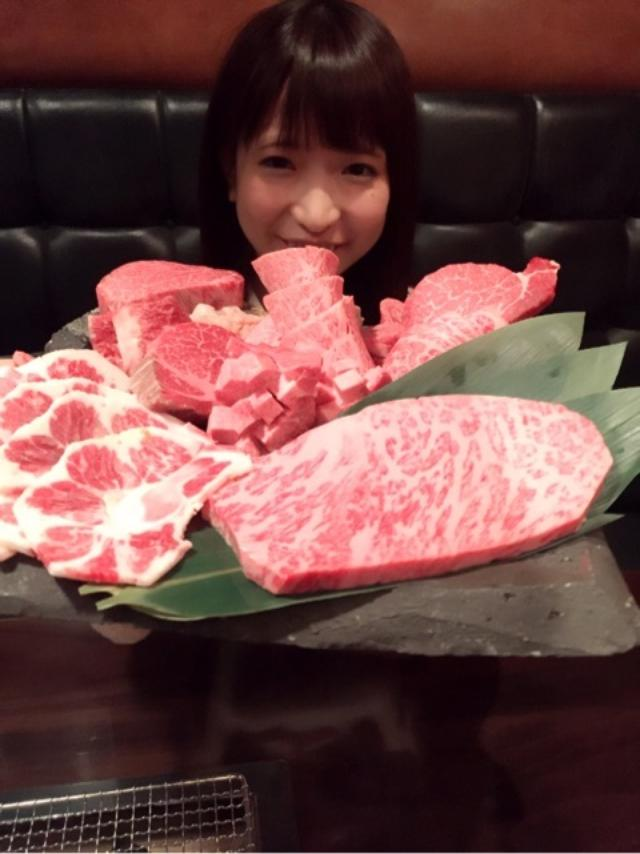 画像: 極上肉もえあず盛り☆