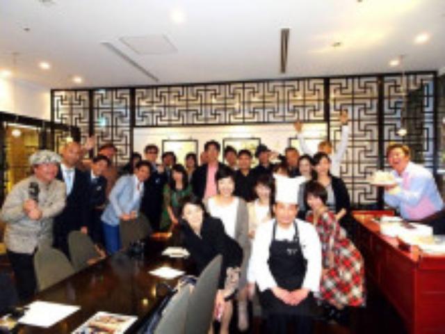 画像: たべあるキングの定例食事会@四川鶏料理専門店 飄香(ピャオシャン) 銀座三越店