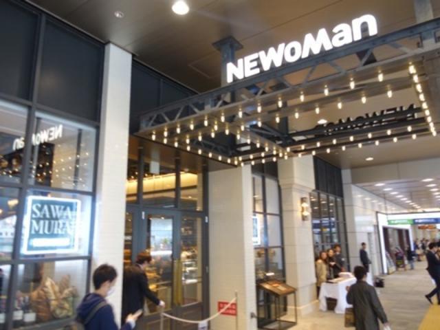 画像: 新宿「NEWoMan ニュウマン 」フードホールは朝7時から28時