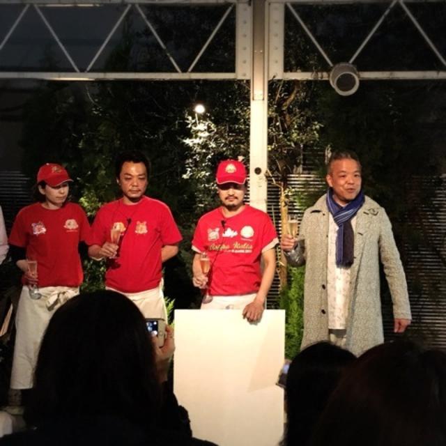 画像: ナポリピッツァ・チャンピオン 祝勝会