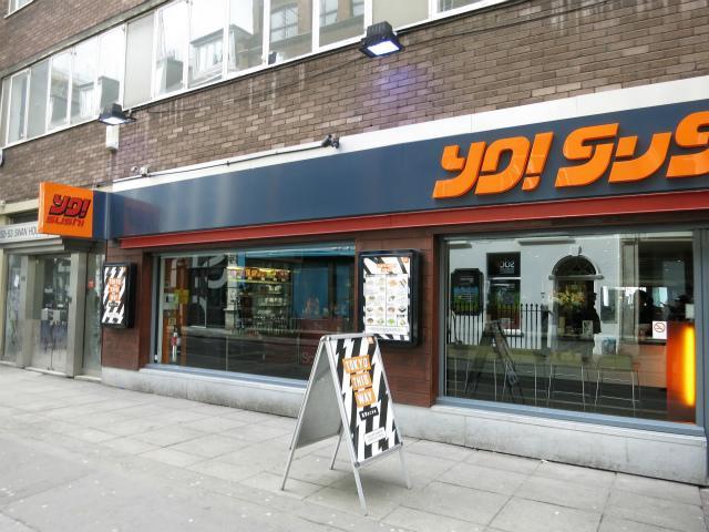 画像: YO! sushi, Soho - イギリス ロンドン