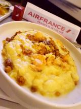 画像: エールフランスの おいしい魅力(機内食)#パリとわたし