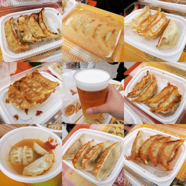 画像: 揚州麺房(横浜中華街/ニラ玉・餃子)