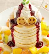 画像: パンケーキタワーを作ろう!!