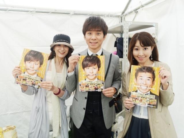 画像: 「芸能界2大グルメ王美食祭」町田シバヒロで開催中です