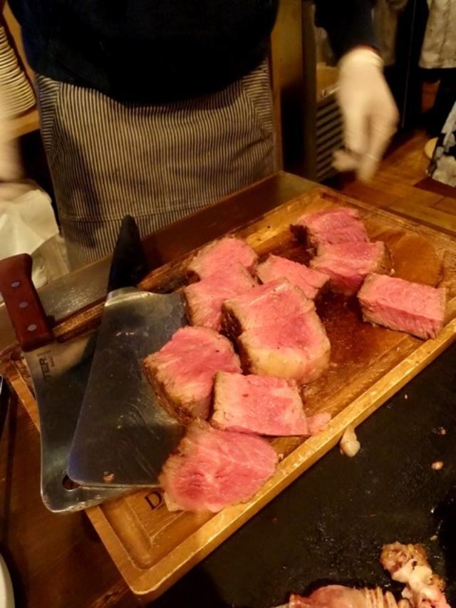 画像: 3GWはお肉を食べるん♪トマホークステーキ/西麻布 シェフ&ブッチャーズ東京