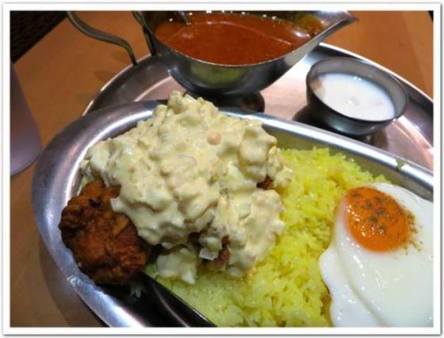画像: カレーですよ2279(汐留 ターリー屋カレッタ汐留店)インドの写真。