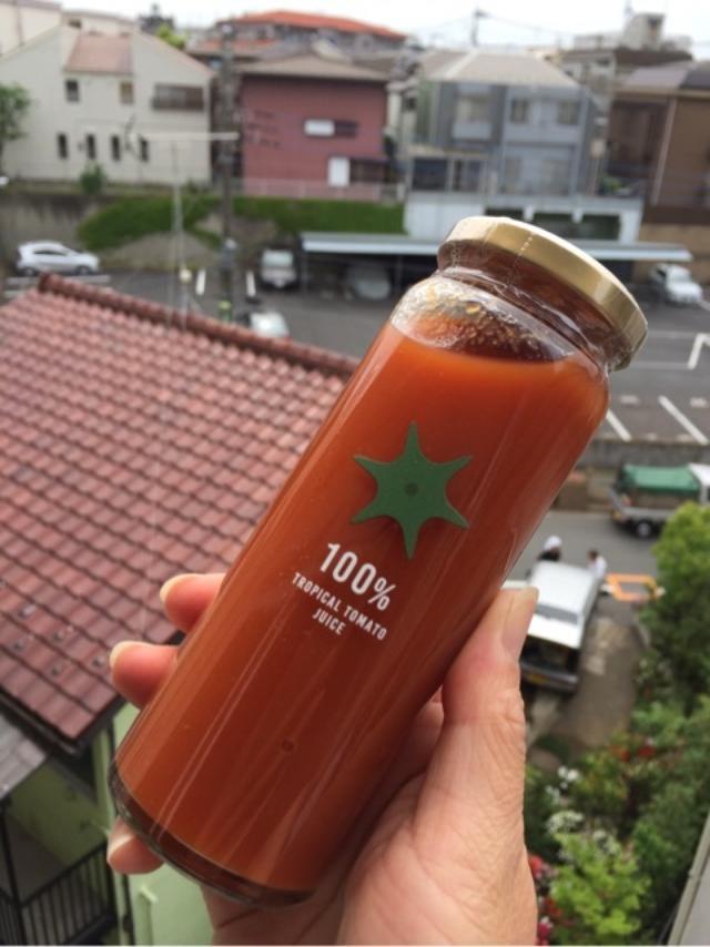 画像: コクとと甘みがすごいトロピカルトマトジュース\(^o^)/ 矢吹町