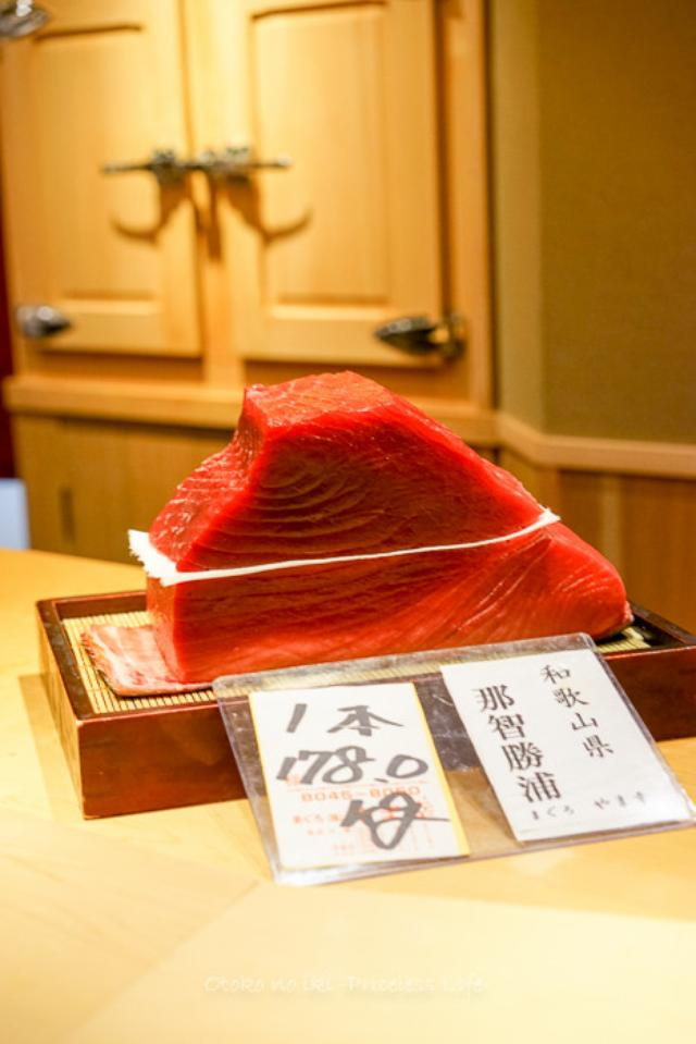 画像: くろ崎 (渋谷)渋谷に艶やかな鮨屋発見