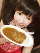 画像: カレー大食い対決☆
