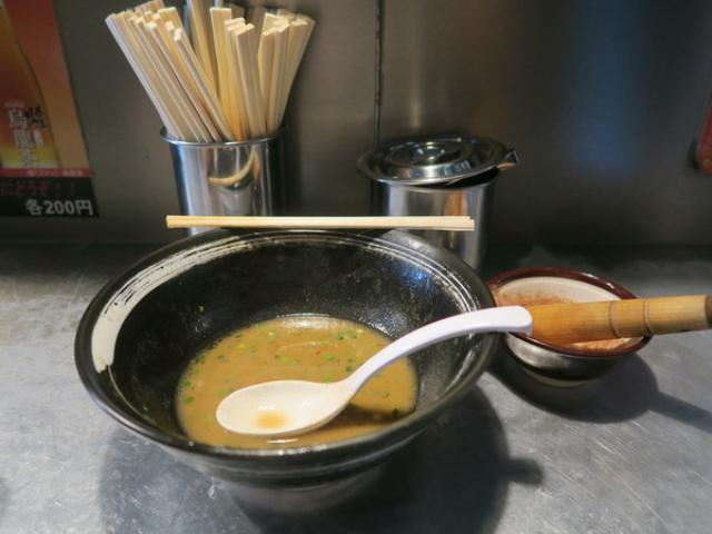 画像: 焼麺 劔 つるぎ(高田馬場/ラーメン)