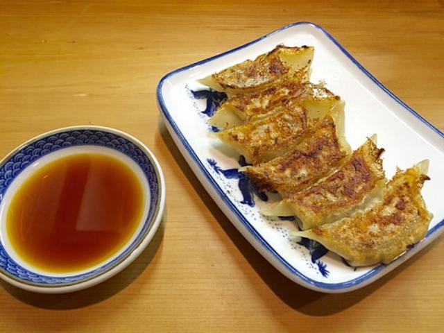 画像: 大阪餃子通信:京都岡崎『餃子王』でヘルシーな餃子を味わう