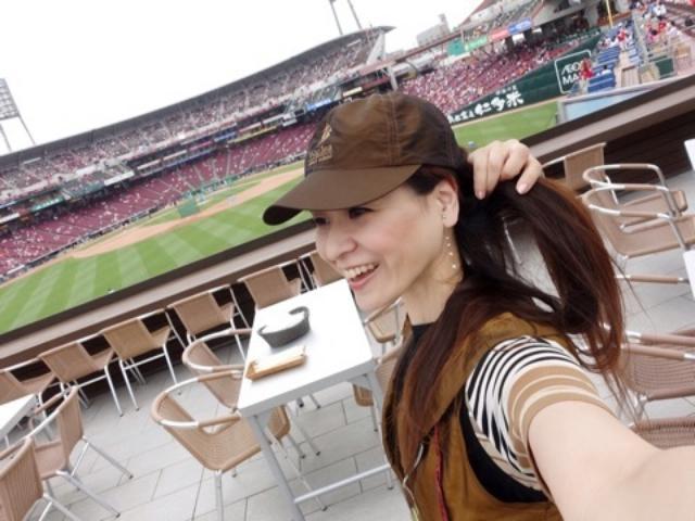 画像: 広島でバーベキューと野球観戦@マツダスタジアム