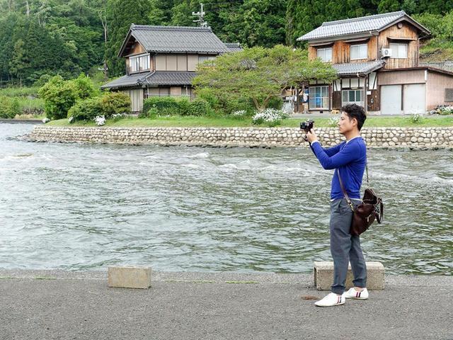 画像: 鯖街道 (東銀座)福井の旅を銀座でトレース