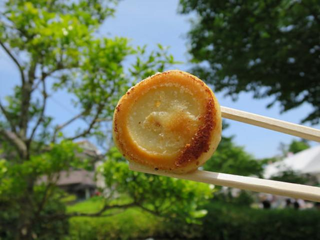 画像: ご当地餃子の祭典「全国餃子祭り in うつのみや」レポート(最終回):宇都宮餃子「鵜の木」のまんまる焼き餃子