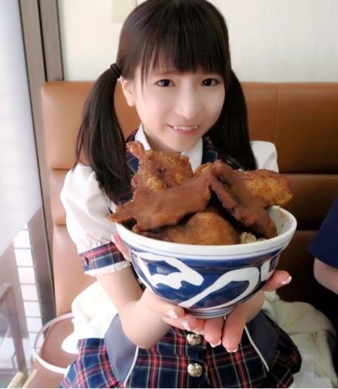 画像: もえのあずき『名物ソースカツ丼☆』
