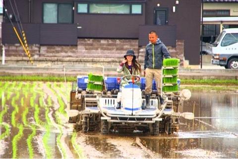 画像: 里井真由美『②福井へ♪田植えと漁体験で「食の原点」を体感/たべあるキング』