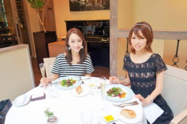画像: フレンチレストラン『Chez TAKA(シェタカ)』@赤羽橋 ~ランチ編~