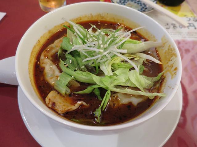 画像: タレコミ情報【蒲田】「龍」の酸辣湯餃子は二度づけが美味い
