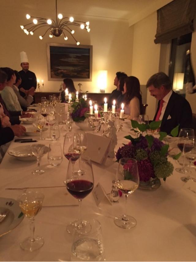 画像: ドイツ大使館の夕べ まさかの山形・鶴岡のさくらんぼに出会う