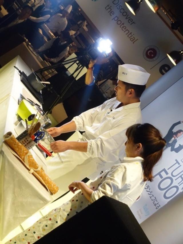 画像: トルコ食材で和食を⭐︎ミシュランシェフ「鈴なり」村田料理長がアレンジ #エーゲ輸出機構