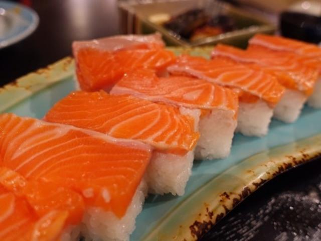 画像: 福井のおいしい食材探求/福井サーモン(福井新聞記事より) #食べあるキング
