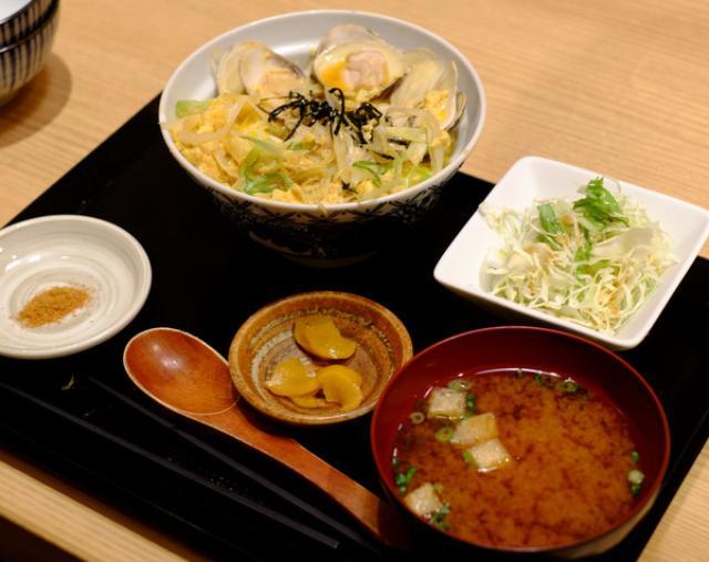 画像: 「有楽町 貝縁(かいえにし)の桑名丼」