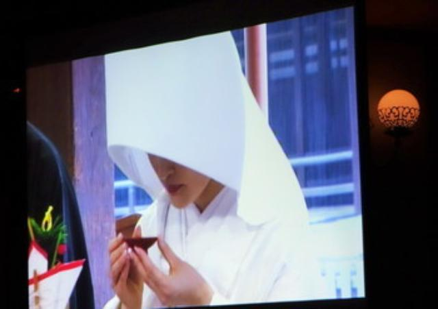 画像: 従妹の結婚式@八坂神社とウェスティン都ホテル京都