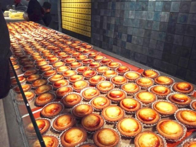 画像: 【福岡】まだ行列(笑)♪@BAKE cheese tart(ベイクチーズタルト) 天神地下街店