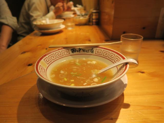 画像: 田中そば店(秋葉原・末広町/肉ラーメン)
