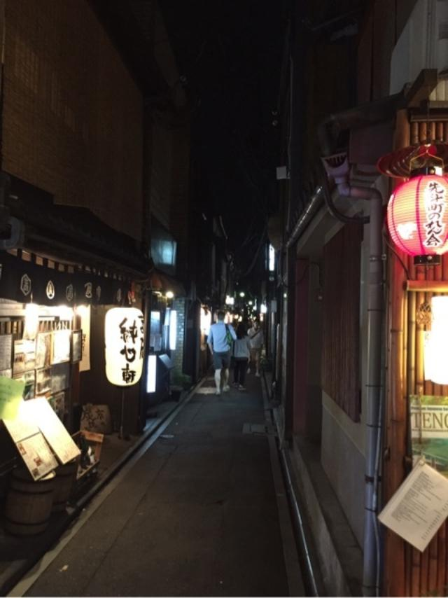 画像: 京都先斗町 外れの店の見極める方法