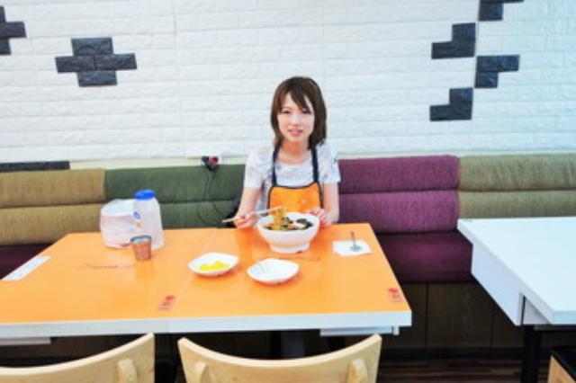 画像: 韓国・京幾道×食べあるキング企画 激辛チャレンジ!新吉洞メウンチャンポン 江南本店