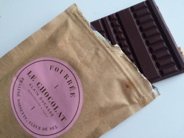 画像: パリでショコラ/お土産にも最適「ル・ショコラ・アラン・デュカス」わたしとパリvol.23