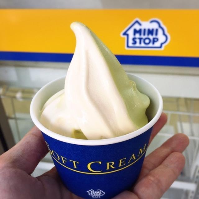 画像: 7月3日はソフトクリームの日(メロンチャレンジ!)