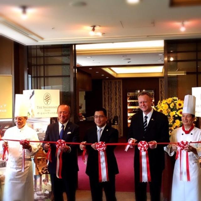 画像: ザ・シャーウッド台北フェア@帝国ホテル