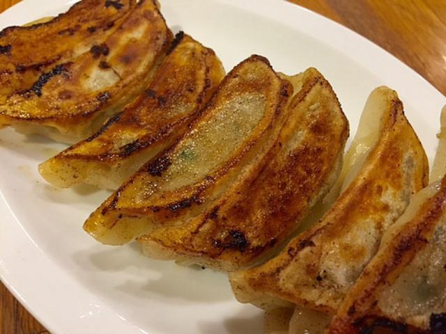 画像: 大阪餃子通信:京都丹波口『らーめん日本一』で味わう大蒜パンチ力のある餃子